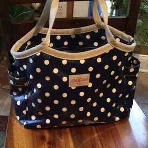 Awesomely Cath Kidston zippered tote